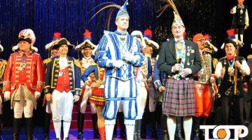 AKV Präsident Werner Pfeil verabschiedet den Prinzen Michael II.