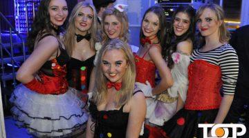 Die leckersten Öcher Mädchen und tollsten Kostüme findet man auf der Florresei