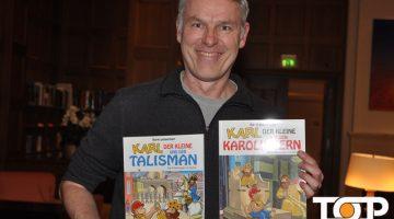 Der Zeichner Alfed Neuwald und seine Comics
