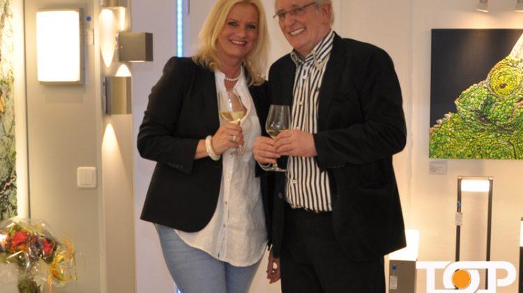 Monica Loehrer und Michael Petersohn