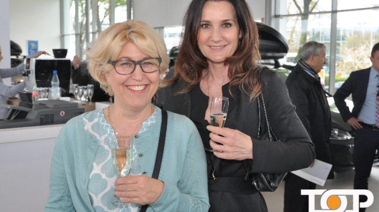 Das Volkswagenfest bei Fleischhauer begeisterte die Damenwelt