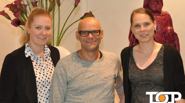 Freuen sich auf die Zusammenarbeit. Stefanie Hartenstern (Verkaufsleitung) Ali Rahnama (Inhaber TOP AACHEN) Christine Klein (Hoteldirektorin)