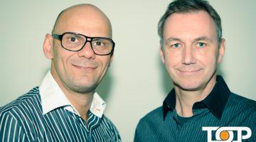 Ali Rahnama und Bernd Johnen gehen gemeinsame Wege
