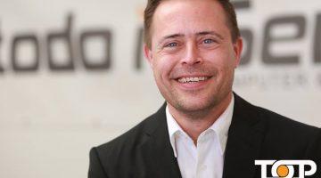 Torsten Rehberg - Inhaber des IT-Unternehmens todo-It