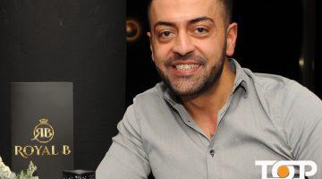 Amir Eghbal freut sich auf seine Gäste