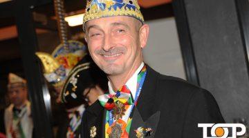 Werner Pfeil als AKV-Präsident
