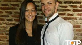 Inga Dahlen und Sandro Gallazini sind das neue Tanzpaar der Prinzengarde Aachen