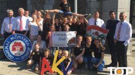 """Die """"Community Kids"""" sind die Preisträger des Zentis Kinderkarnevalspreises der Session 2018"""