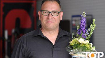"""Geschäftsführer Thomas """"Tom"""" Gerards freut sich über den neuen Standort"""