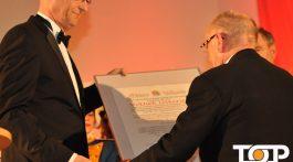BDK-Präsident Fess ehrt Volker Wagner auf dem Galaabend