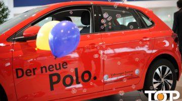 Der neue Polo setzt Akzente in der VW Familie