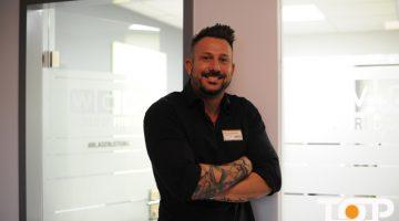Marcus Plumanns ist verantwortlich für die neue WOF Anlage in Würselen
