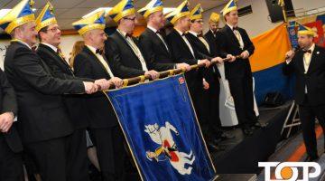 Voller Stolz und Freude werden die neuen Rekruten vereidigt