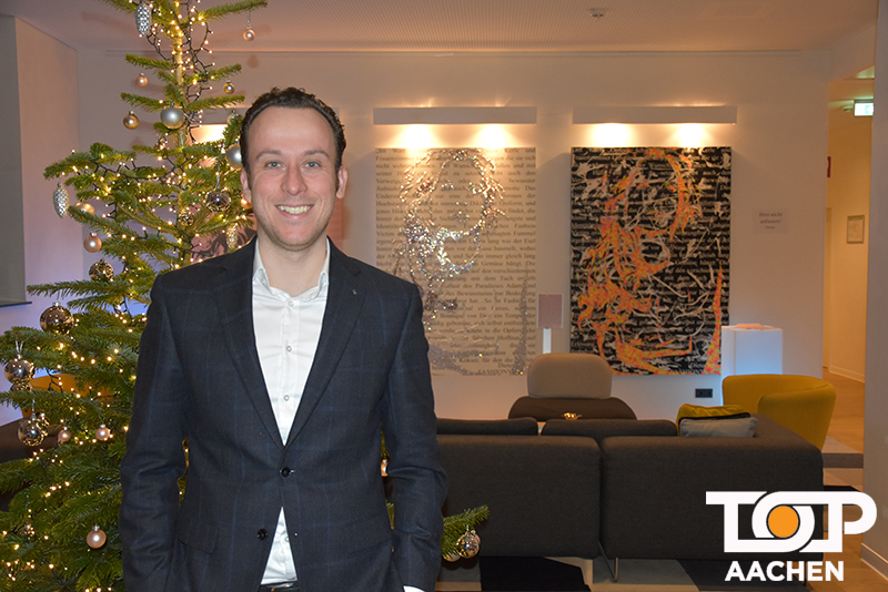 Hotelmanager des Innside by Melia Andreas Graeber-Stuch