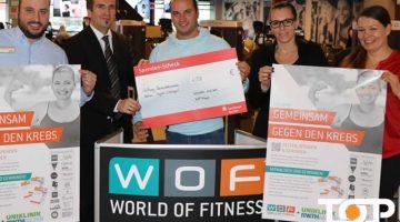 6.038 Euro an die Stiftung Universitätsmedizin Aachen