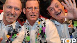 """Das Trio """"Tästbild"""" sorgte wieder für beste Stimmung"""