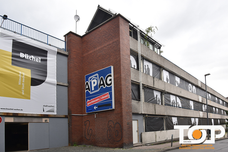 Parkhaus Büchel